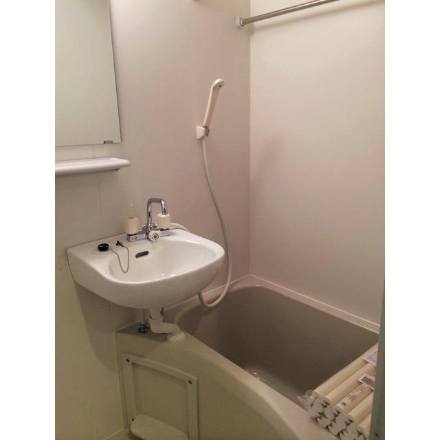 ベルビュー山手 103号室の風呂