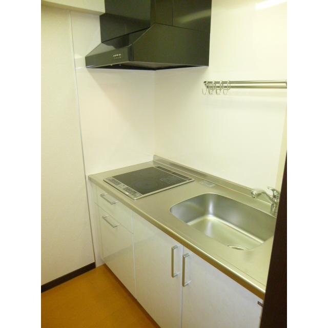 プラザ勝どき 1207号室の洗面所