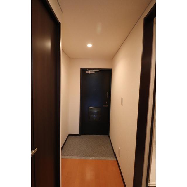 プラザ勝どき 1207号室の収納