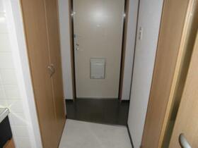 ウイングパーク 0703号室の玄関
