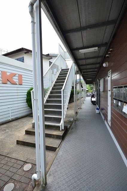 パルまるみ 01020号室の駐車場