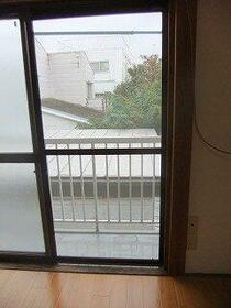 サンシオン四谷 205号室の景色