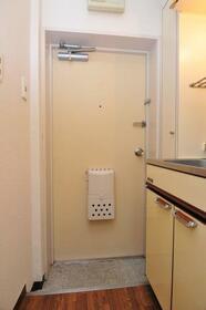 メゾン・ド・セレナード 0108号室の玄関