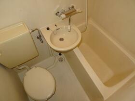 クリオたまプラーザ壱番館 203号室の風呂