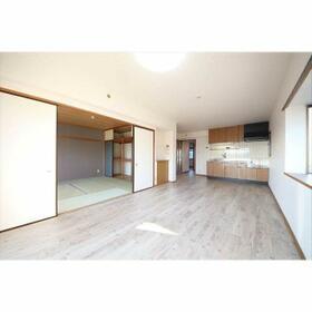 テラスFUJI 0301号室のキッチン