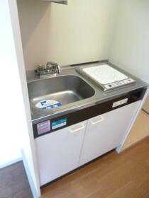 スカイコート西川口第8 301号室のキッチン