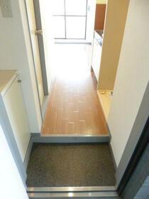 スカイコート西川口第8 301号室の玄関
