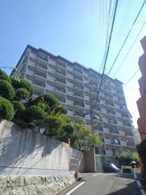 大産桜坂マンション 404号室の外観
