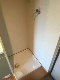 シェーネスハイム黒門 202号室の風呂