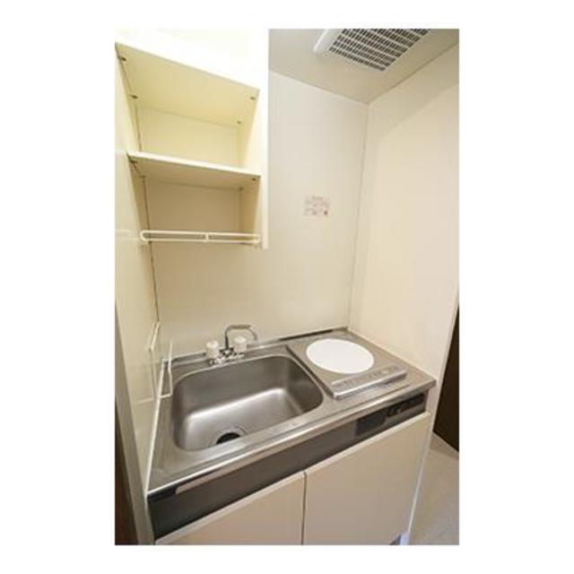 フォレスタ御苑前 304号室のキッチン