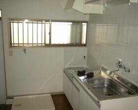 エクセル富士見Ⅰ 102号室のキッチン