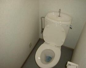 エクセル富士見Ⅰ 102号室のトイレ