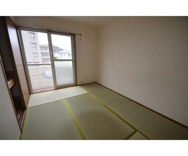 グリーンテラス 202号室のキッチン