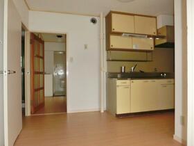 グランディール藤清 壱番館 207号室のリビング