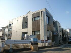 上島コモンコートA棟の外観