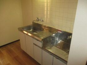 Atelier(アトリエ) 107号室のキッチン