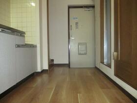 Atelier(アトリエ) 107号室の玄関