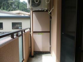 サンホープII 106号室のリビング