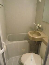 フェニックス幡ヶ谷壱番館 1205号室の風呂