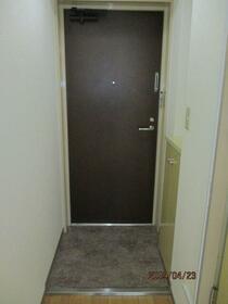 ブリリアンス日本橋浜町公園 1106号室の玄関
