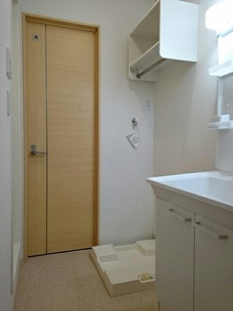 プルメリア B 01010号室の設備