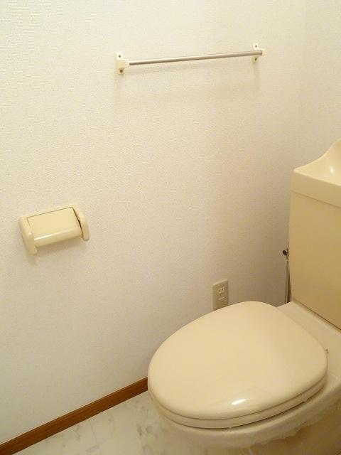 シャンリュエル 02010号室のトイレ