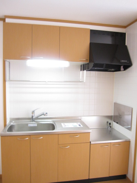 シャンリュエル 02010号室のキッチン