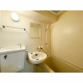 グランパーク西公園(旧サンコーポ西公園) 207号室の風呂