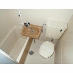 シャンポール明和 208号室の風呂