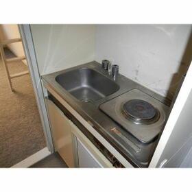 シャンポール明和 208号室のキッチン