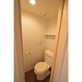 リブレア大幸 102号室のトイレ