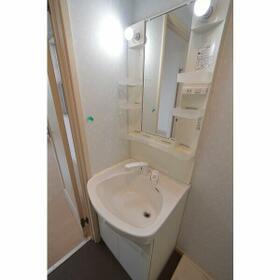 リブレア大幸 102号室の洗面所