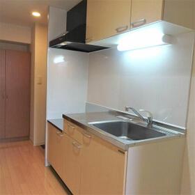 ALLGO GRATO 301号室のキッチン