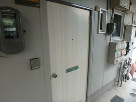 コーポメモワールA 102号室のエントランス