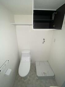 セルクル杉並 303号室のトイレ