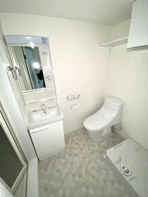 セルクル杉並 303号室の洗面所