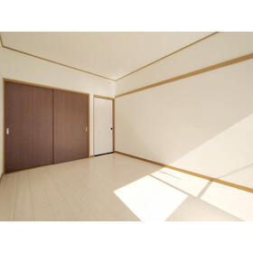 ライブハウスⅠB 103号室のベッドルーム