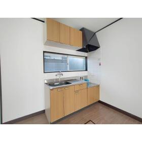 ライブハウスⅠB 103号室のキッチン