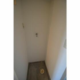 露橋ロイヤルハイツII 509号室のキッチン