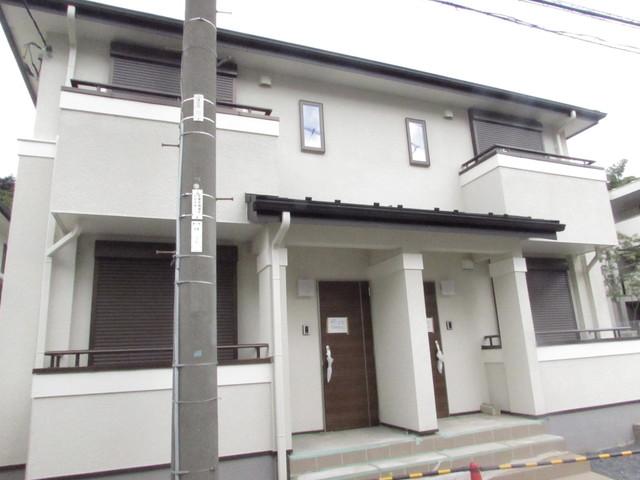 (仮称)神奈川区沢渡計画の外観