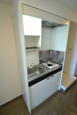 クレスト杉並 302号室のキッチン