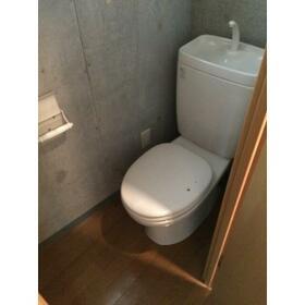 プレゴ学芸大学 101号室のトイレ