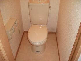 セナリオスクエア柏 101号室のトイレ