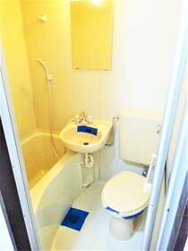 マードレT 302号室の風呂