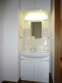 ベル・ドゥ・プレシーユ 202号室の洗面所