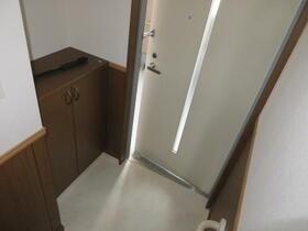 ベル・ドゥ・プレシーユ 202号室の玄関