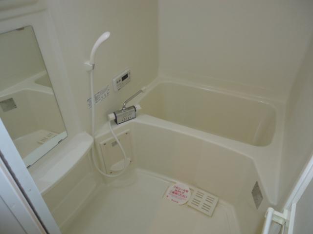ハイブリッジ 202号室の風呂
