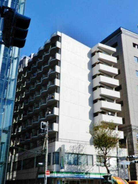 ニューライフ新宿外観写真