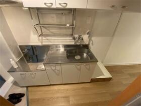カーサ大森 C-108号室のキッチン