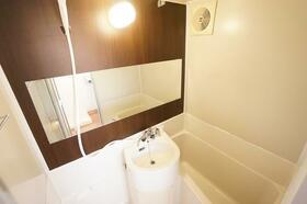 ギャレット21 201号室の風呂